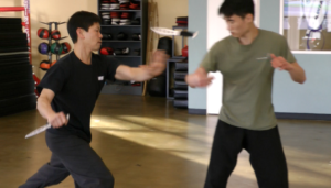 ESKRIMA STRIKES AND STAMINA